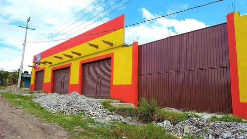 Bodega En Venta O Renta, Tepeapulco Hidalgo