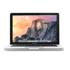 Laptop Apple Macbook Pro 13 - Core I5 - 500gb Ssd Impecable
