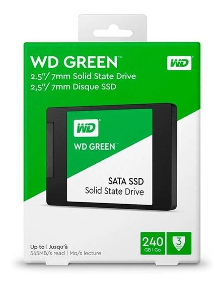 Ssd Wd Green 2.5