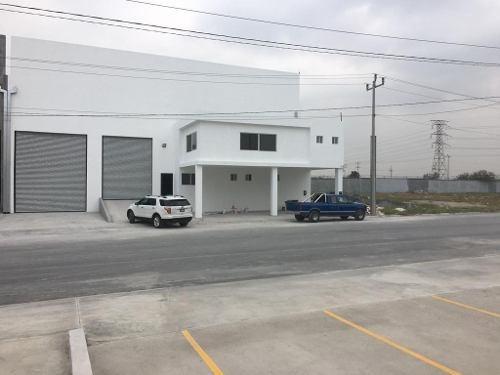 Bodega Industrial En Torres De Santa Catarina, Santa Catarina