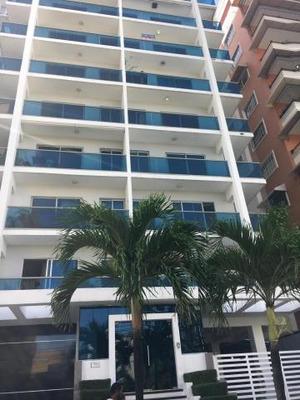 Apartamento Amueblado 3hab 215m2 En Bella Vista