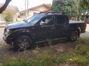 Nissan Frontier Se Attak 4x2 Man