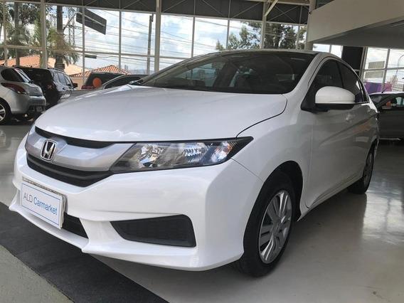 Honda City 1.5 Dx Manual - Ipva 2020 Pago