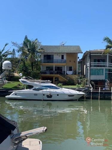 Casa Com 4 Dormitórios À Venda, 980 M² Por R$ 2.800.000,00 - Barra - Balneário Camboriú/sc - Ca0261