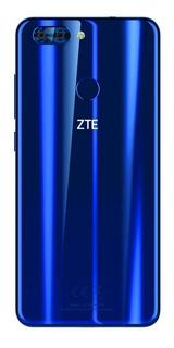 Celular Nuevo Zte Blade V9 32gb Azul