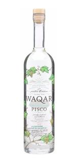 Pisco Waqar 40º Pisco Chileno Envio Gratis En Caba