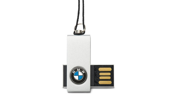 Pen Drive Bmw 8gb - Original Bmw 80292288709