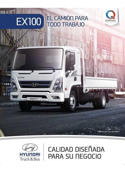 Hyundai Ex100 (sin Furgón)