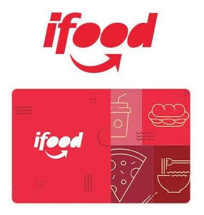 Gift Card Ifood