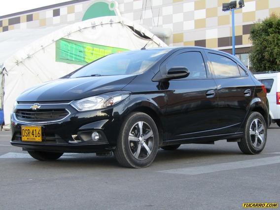 Chevrolet Onix Ltz Mt 1400cc Aa Ab Abs