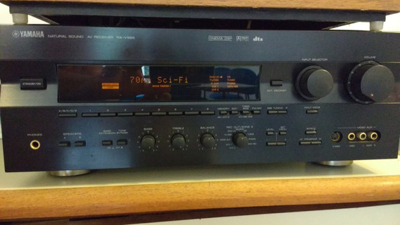 Receiver Yamaha Nx995 Natural Sound