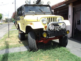Jeep Ika 4x4 Motor 221