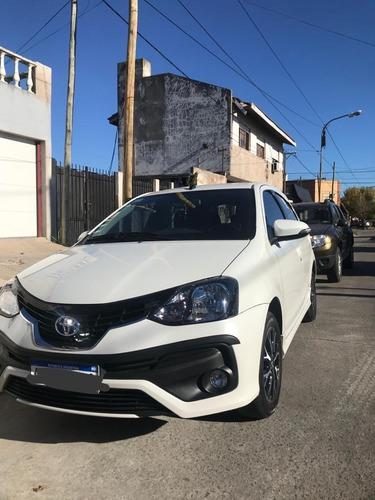 Toyota Etios 2018 1.5 Platinum At