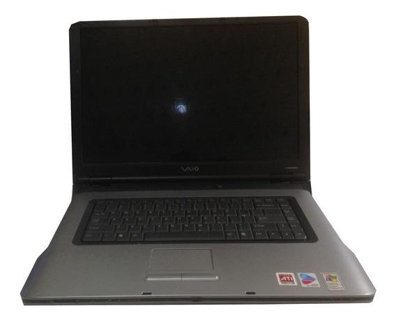 Notebook Sony Vgn-a600p No Estado - Leia O Anúncio !!