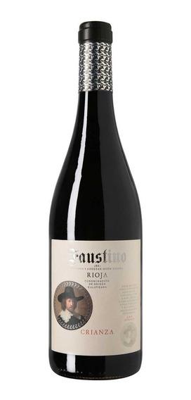 Vino Tinto Faustino Crianza 2015 0,75l