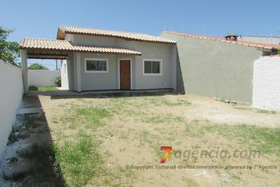 Ch95 Casa Nova Lado Praia Terreno Grande 2 Quartos 1 Suite