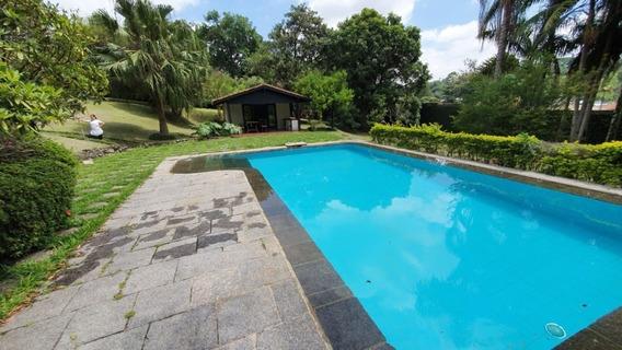 Casa Para Venda, 4 Dormitórios, Vila Santo Antônio - Cotia - 1710