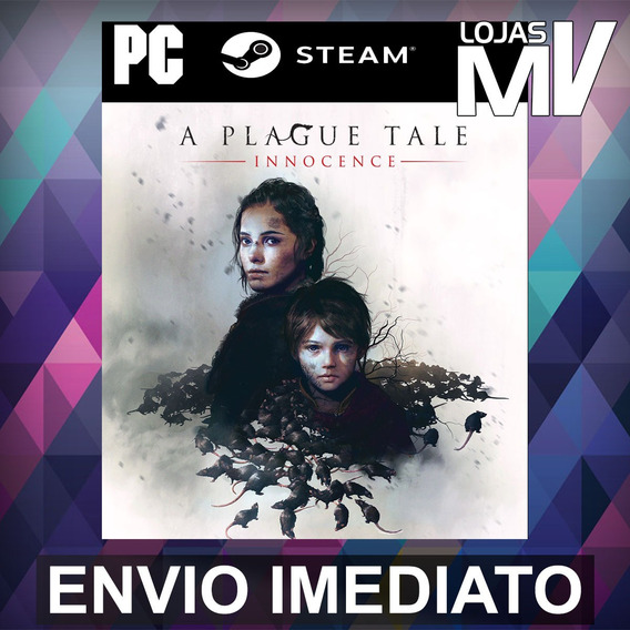 A Plague Tale: Innocence - Pc Steam Gift Presente