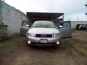 Audi A4 1.8 T Luxury Multitronic 190hp Cvt 2002