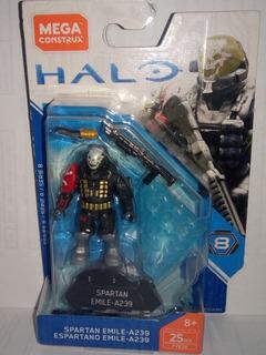 Mega Construx Halo Spartan Emile-a239