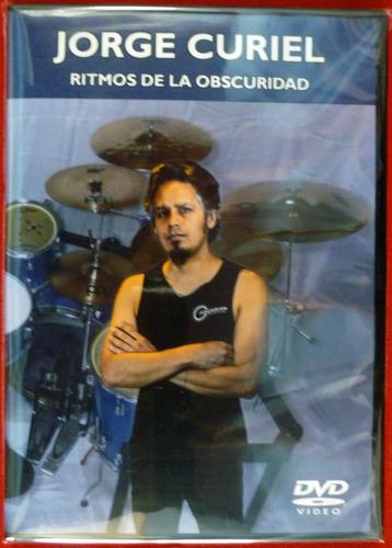 Jorge Curiel - Ritmos De La Obscuridad - Edición Dvd Y Cd