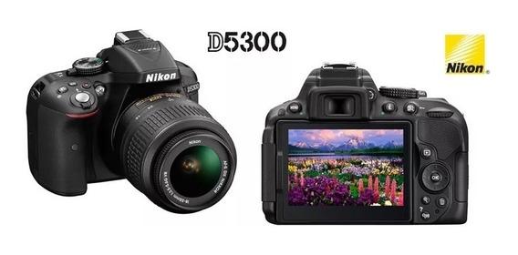 Nikon D5300 Usada Kit