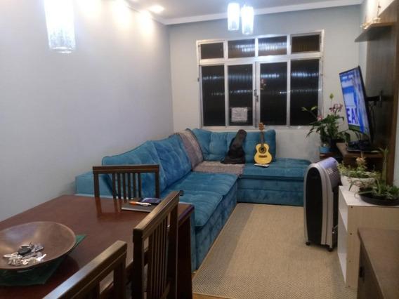 Apartamento Em Jardim Independência, São Vicente/sp De 75m² 3 Quartos À Venda Por R$ 262.000,00 - Ap312649