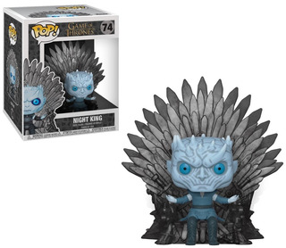 Funko Pop Game Of Thrones - Throne Night King 6/c Xion