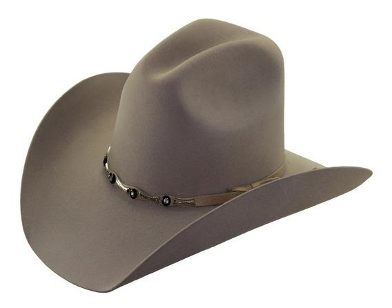 Sombrero Texana Goldstone Texas 100% Lana Fina .
