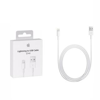 Cabo Original iPhone 5 5s 6 6s 7 8 Plus X 2 Metros Apple ®