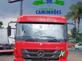 Mercedes-benz Atego 1726 Com Ar Condicionado