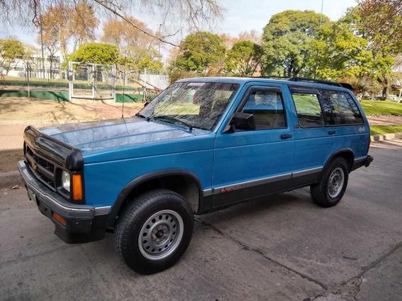 Chevrolet Blazer 1993 2.8 4x4