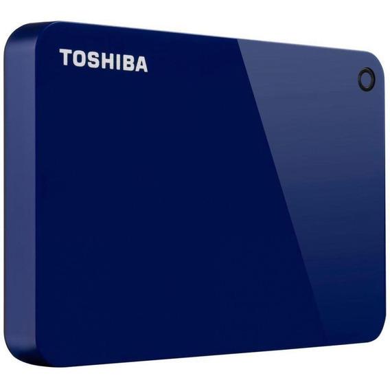 Hd Externo Portatil Toshiba Canvio Advance 2tb Hdtc920xl3aa