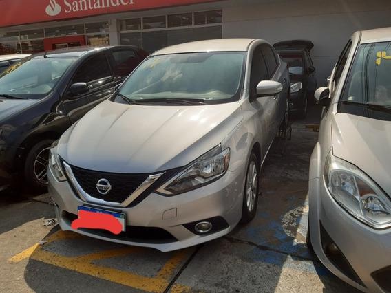 Nissan Sentra 2.0 S Flex Aut. 4p 2017