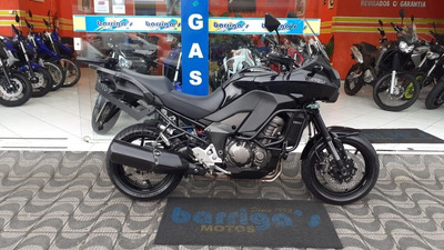 Kawasaki Versys 1000 Abs 2015 Preta Impecável