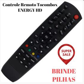 Controle Remoto Energy Hd+pilhas D4201