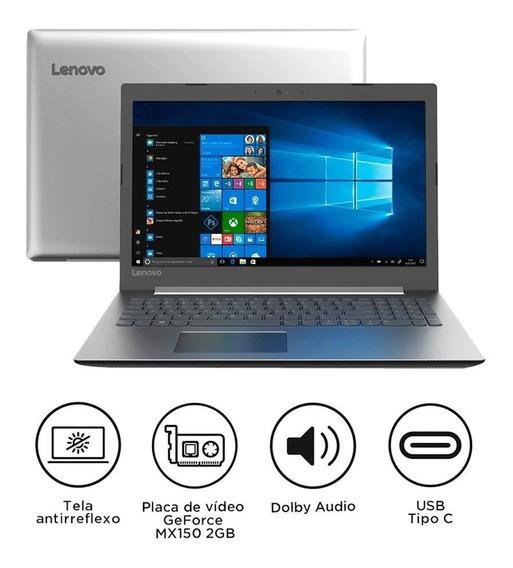 Notebook Lenovo Ideapad 330 81fe0001br, Intel Core I5, 8gb
