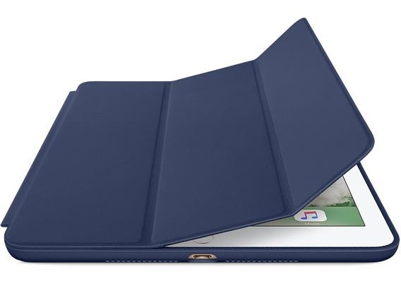 Smart Case iPad Air 1 Apple Função Sleep Premium Azul Escuro