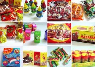 Dulces Mexicanos Y Picantes