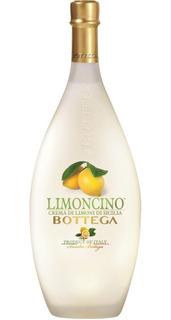 Licor Bottega Fior Di Latte Limoncello A La Crema Italiano