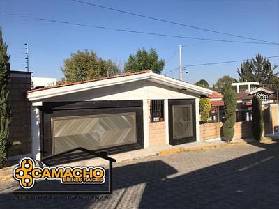 Renta De Casa En San Miguel La Rosa, Puebla (opc-0110)