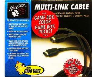 Cable Link Nuevo P/ Game Boy Pocket Gbc & Gba + Envio Gratis
