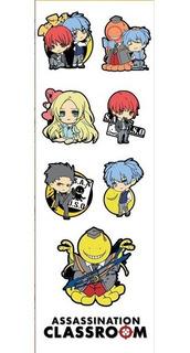 Plancha De Stickers De Anime Assassination Classroom