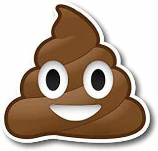 Emoji Caca Imán De La Etiqueta Perfecta Para El Coche O Cami