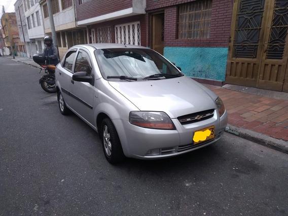 Chevrolet Aveo 1600 Sedan