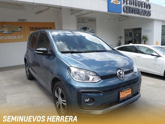 Volkswagen Up! Connect 2018 Azul Oceano