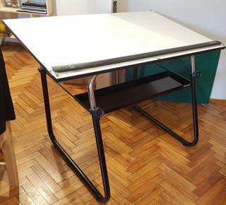 Mesa De Dibujo Schmitten 1.20x0.80
