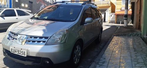 Nissan Grand Livina 2011 1.8 Sl Flex Aut. 5p