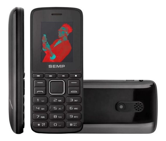 Celular 128mb 3g Bluetooth Go 1l Semp