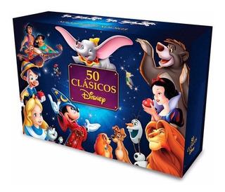 50 Clasicos De Disney Edicion De Coleccion Dvd